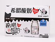 艾拉味優希腊酸奶饮品350g×10瓶大帽子