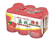 强力荔枝饮料330ml×6罐