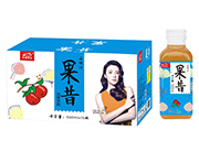 中奥饮品果昔山楂汁饮料500ml×15瓶