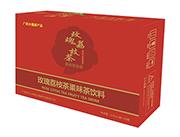 沁名山玫瑰荔枝茶果味茶饮料310ml×20罐