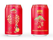 沁名山玫瑰荔枝茶果味茶饮料310ml