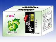 途乐青梅绿茶果味饮料1L×8瓶