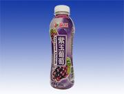 途乐紫玉葡萄饮料500ml