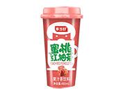 享当好蜜桃红柚果汁茶饮料
