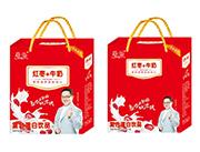 馨畅红枣牛奶复合蛋白饮品250ml×12盒