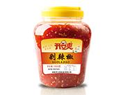 开口爽剁辣椒1800g
