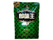�O味王槟榔绿色包装(正面)