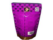 �O味王槟榔紫色包装(背面)