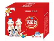 心牧语优菌多乳酸菌风味饮品1000ml×8瓶