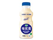 心牧语味优美原味乳酸菌饮品1L