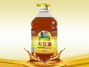 玉金香非转基因三级大豆油5L