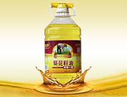 玉金香压榨一级葵花籽油4L