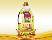 玉金香压榨一级葵花籽油1.8L