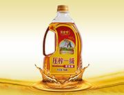 玉金香压榨一级花生油1.8L