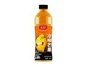 爱加壹冷榨芒果汁饮料550ml