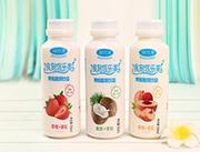 食刻悠乐美果粒酸奶饮品