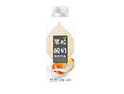 康发-黄桃果粒酸奶饮品