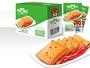 零嘴熊蟹香味�~豆腐500g
