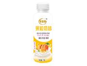 合益优果粒奶昔酸奶饮品(黄桃+燕麦+椰果)310g