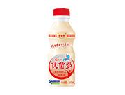 合元-优菌多乳酸菌乳饮料草莓味340ml