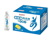 摇摇潮饮葡萄糖补水液+柠檬汁运动饮料480ml×15瓶