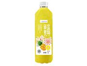 一品云台冰菊菠萝汁饮料1.2L