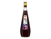 �真900ml六棱瓶�{莓汁