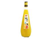 顶真900ml六棱瓶芒果汁