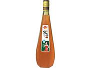 �真900ml六棱瓶�O果醋汁