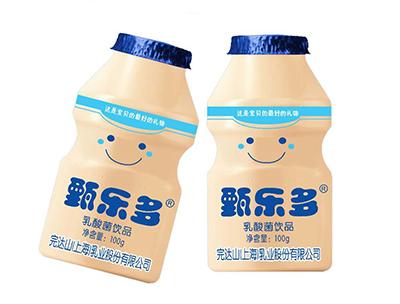 甄乐多乳酸菌饮品100g瓶装