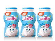 一小一样海洋π队儿童乳味饮品100ml瓶装