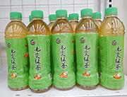 饮思源毛尖绿茶蜂蜜茉莉味饮料500ml