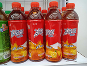 今生梦柠檬味冰红茶饮料500ml