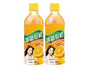今生梦冰糖蜜橙果味饮料500ml