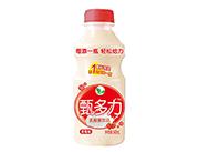 甄多力草莓味乳酸菌饮品340ml