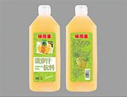 味倍滋菠萝汁平安电竞游戏1.25L