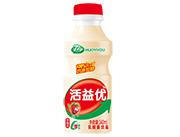 冠隆-畅养养胃多乳酸菌饮品原味340ml活益优草莓味乳酸菌饮品340ml