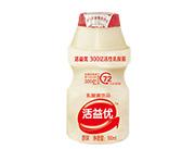 冠隆-活益优原味乳酸菌饮品100ml