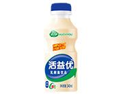 冠隆-活益优原味乳酸菌饮品340ml