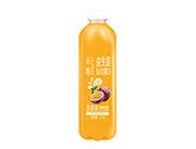 乐朋益生菌复合百香果汁饮品1.25L
