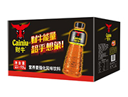 财牛能量营养素强化风味饮料500ml×15瓶