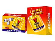 财牛能量营养素强化饮料250ml×24罐