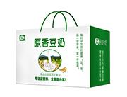 杰智原香豆奶礼盒