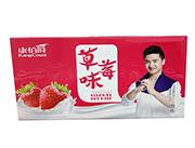 康伯爵草莓味牛奶�L味�料250ml×20盒