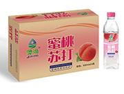 �W尚蜜桃�K打蜜桃味果味�料500ml×24瓶
