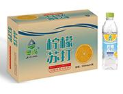 �W尚��檬�K打��檬味果味�料500ml×24瓶