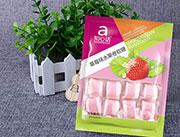 大城小��-草莓味水果卷�糖92g