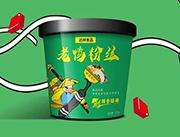 �_林食品�r香酸辣老��粉�z170g