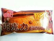 盈方-巧克力奶酪面包
