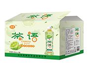 茉晨茶�Z金桔��檬味�t茶�料500ml×15瓶